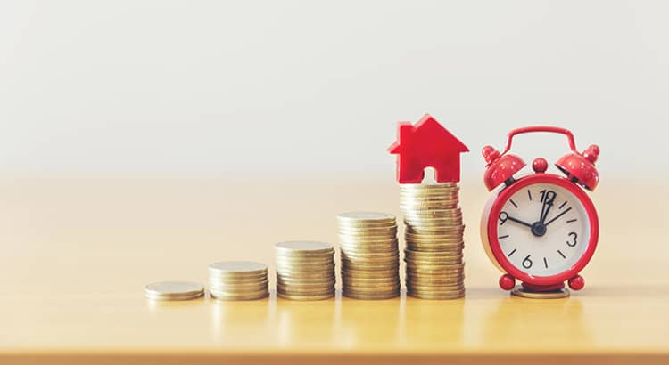 How Much Time Do You Need To Save for a Down Payment? | Keeping Current Matters